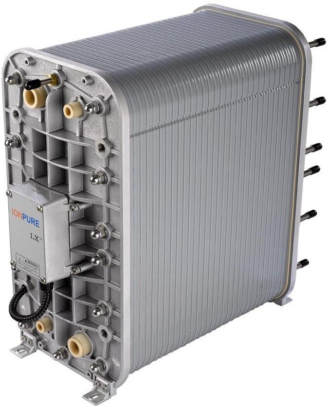 Hệ thống khử khoáng EDI -ELECTRODEIONIZATION (EDI)
