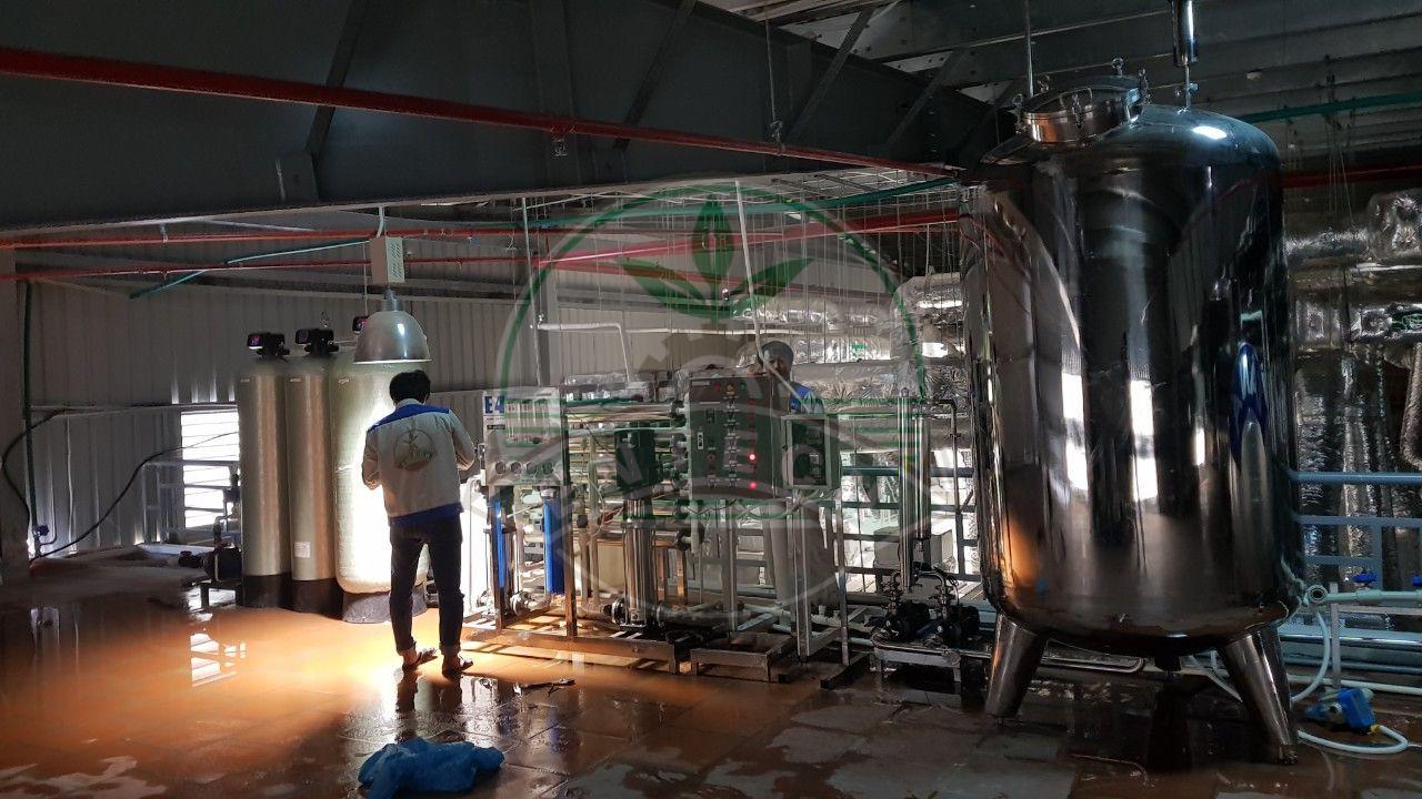 Hệ thống nước RO - Công ty cổ phần Dược Khoa